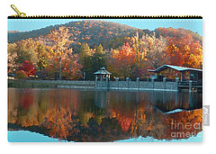 Montreat Autumn Carry-all Pouch by Lydia Holly