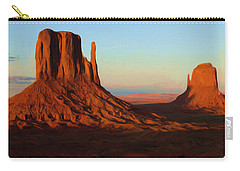 Monument Valley Carry-All Pouches