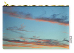 Monument Valley Sunset 3 Carry-all Pouch