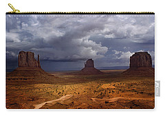Monuments Of The West Carry-all Pouch