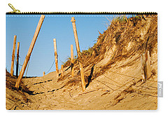 Moon And Dunes Carry-all Pouch