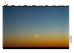 Moon And Venus I Carry-all Pouch