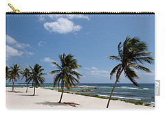 Carry-all Pouch featuring the photograph Moon Bay by Amar Sheow