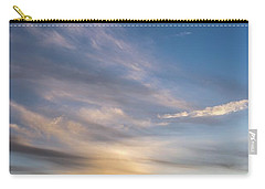 Moon Over Doheny Carry-all Pouch