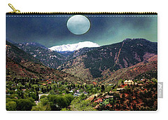 Moon Over Manitou I Carry-all Pouch
