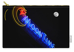 Moon Over Moon Time Carry-all Pouch