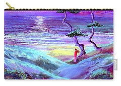 Moon Pathway,seascape Carry-all Pouch