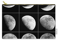 Moon Progression Carry-all Pouch
