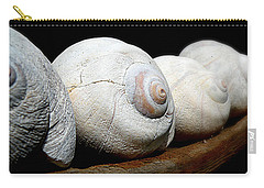Moon Shells Carry-all Pouch