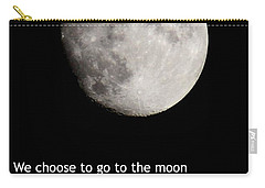 Moon Speech Carry-all Pouch