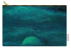 Moonlight On The Water Carry-all Pouch