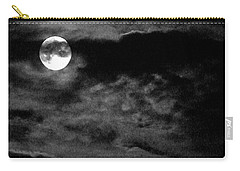 Moonlit Clouds Carry-all Pouch