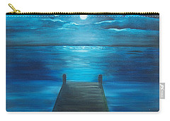 Moonlit Dock Carry-all Pouch