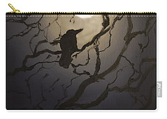 Moonlit Perch Carry-all Pouch