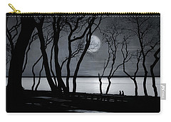 Moonlit Stroll Carry-all Pouch