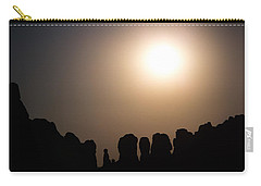 Moonrise Over Eden Carry-all Pouch