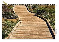 Moonstone Beach Park By Diana Sainz Carry-all Pouch