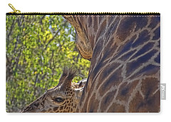 Carry-all Pouch featuring the photograph Mooom Im Bored by Gary Holmes