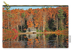 Moore State Park Autumn I Carry-all Pouch