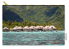Moorea Lagoon No 3 Carry-all Pouch