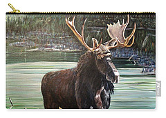 Moose County Carry-all Pouch