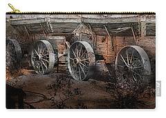 More Wagons East Carry-all Pouch