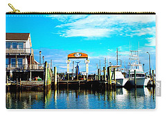 Morehead City Dock Carry-all Pouch