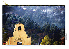 Morley Mission 1917 Colorado Carry-all Pouch by Barbara Chichester