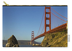Morning At The Golden Gate Carry-all Pouch