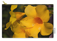 Carry-all Pouch featuring the photograph Morning  Delight by Miguel Winterpacht