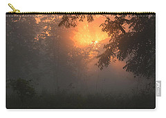 Morning Fog Carry-all Pouch