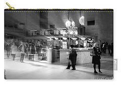 Morning In Grand Central Carry-all Pouch