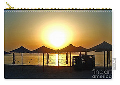 Morning In Greece Carry-all Pouch