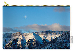 Morning In Mountains Carry-all Pouch