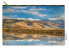 Morning In Pirin Mountain Carry-all Pouch