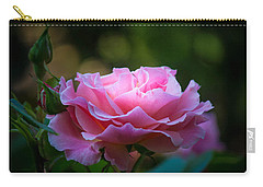 Carry-all Pouch featuring the photograph Morning Light by Patricia Babbitt