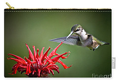 Morning Meal Carry-all Pouch by Cheryl Baxter
