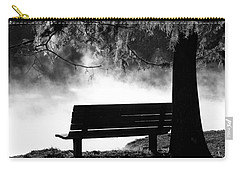 Morning Mist At The Spring Carry-all Pouch