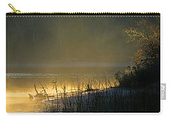 Morning Mist Carry-all Pouch by Dianne Cowen