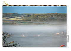 Morning Mist Over Lissycasey Carry-all Pouch