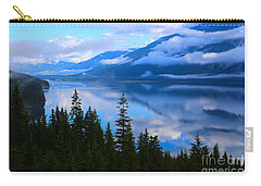 Morning Mist Rising Carry-all Pouch by Marty Fancy