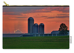 Morning Promise Carry-all Pouch by Robert Geary