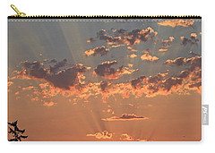 Morning Rays Carry-all Pouch by E Faithe Lester