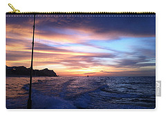 Morning Skies Carry-all Pouch