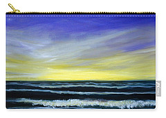 Morning Star And The Sea Oceanscape Carry-all Pouch