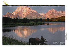 Morning Tranquility Carry-all Pouch by Sandra Bronstein