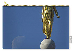 Moroni And The Moon Carry-all Pouch