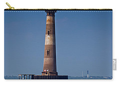 Morris Island Light With Sullivan's Carry-all Pouch