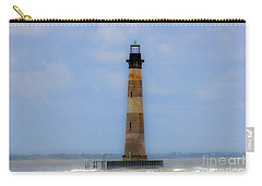 Carry-all Pouch featuring the photograph Sand Sea And Whimsey by Dale Powell