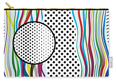 Morris Like Pop Art Carry-all Pouch